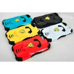 Ferrari sport car design pc+ silicone case for iphone 5 5g with retail package