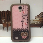 3 in 1Travel series ero hard back cover case for Samsung Galaxy S4 i9500